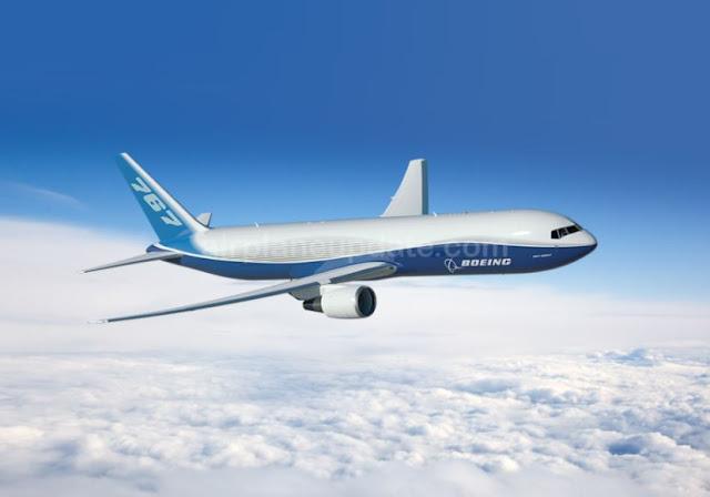Boeing 767-300F freighter