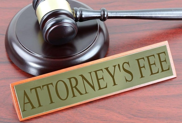 how much are car accident attorney fees lawyer fee cost