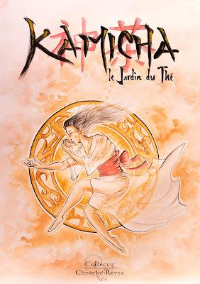 Kamicha retrouvant sa jeunesse grâce au thé © Cherche-Rêves