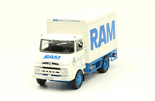 Ebro C150 1967 RAM vehículos de reparto y servicio salvat