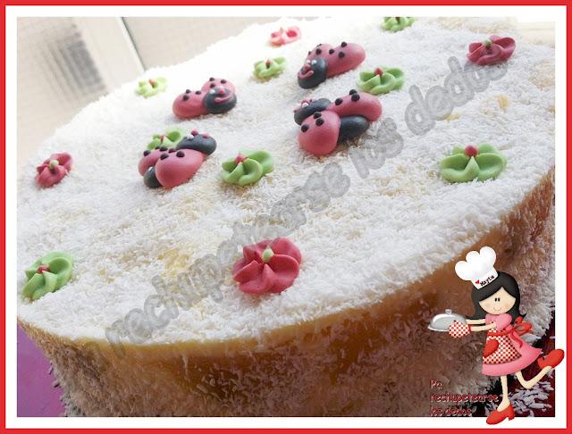 *tarta De Coco Y Flan (thermomix - Tradicional)