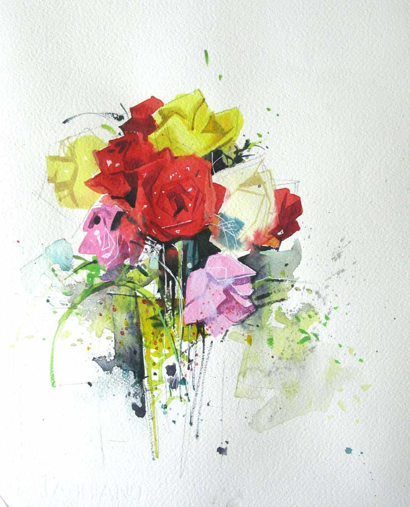 The Watercolour Log: Watercolour Paintings (29)