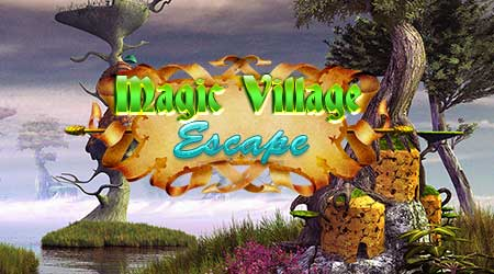 365Escape Magic Village Escape
