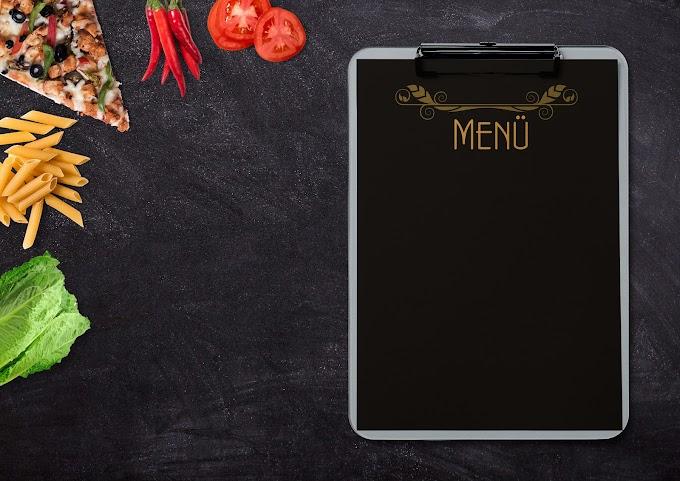 Vita di coppia: un menu da scrivere insieme