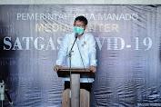 Walikota Tetapkan Manado Status Tanggap Darurat Bencana Non Alam Corona