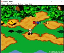 bSnes (Higan) emulador do Snes (Super Nintendo)