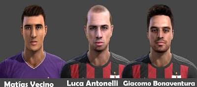 PES 2013 Facepack Serie A Tim V 1.0 By Danillo Sillva Facemaker