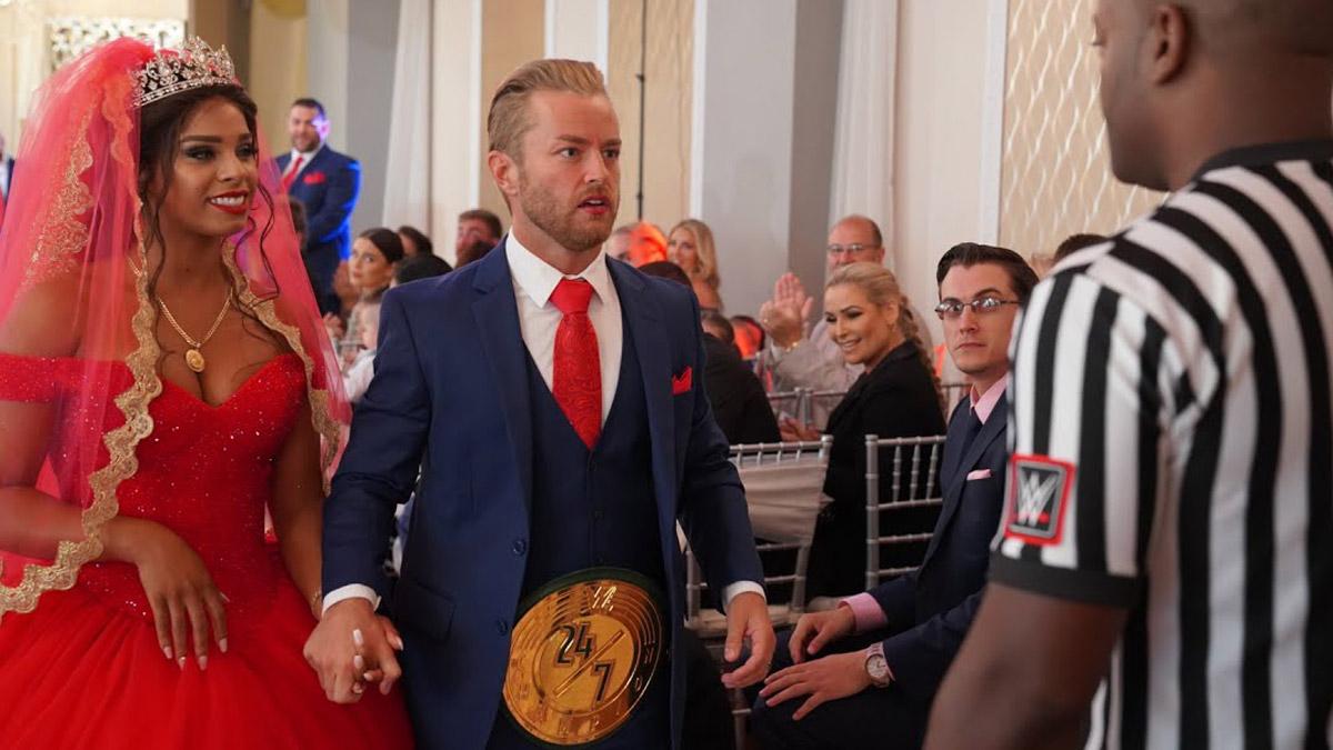 Esposa de Drake Maverick nega que a WWE tenha arruinado seu casamento
