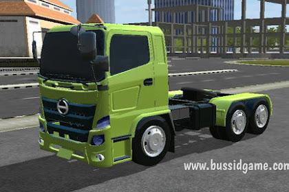 Mod Truck Hino 500 NG Trailer Head