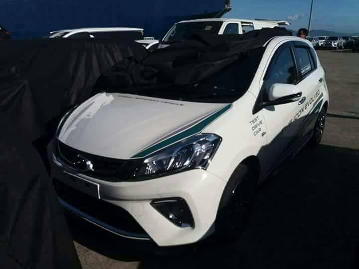 BOCOR!!! Gambar Dan Spesifikasi Perodua Myvi Baru 2018