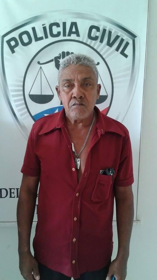 Caxias: Idoso é preso por estupro de vulnerável