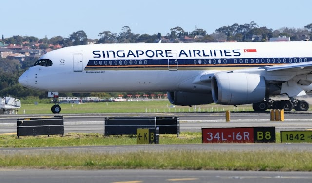 Singapore Airlines to cut 4,300 jobs amid pandemic