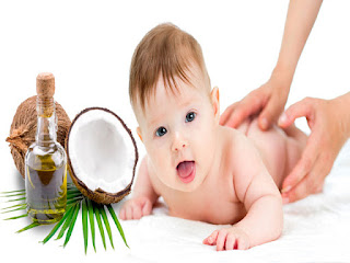 Benefits of Coconut Oil for Kids