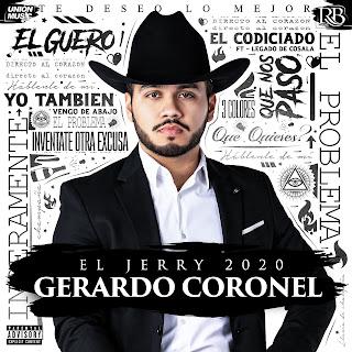 Gerardo Coronel - Directo al Corazon (LETRA / LYRICS)