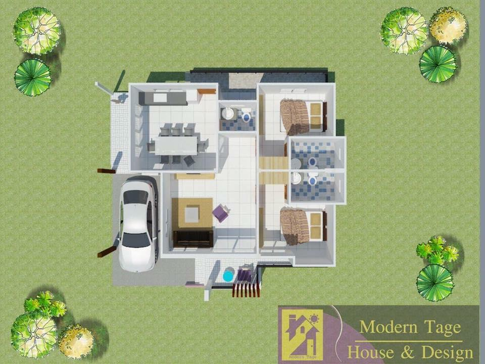 These five beautiful houses are built according to the latest trend. That is why it is called modern homes. These houses are built according to common principles of simplicity, functionality, and elegance. It is being said that the beauty of a modern house lies in its unpretentious design. Aside from being modern, the following houses are considered to have an attractive look because of its amazing exterior design and color!
