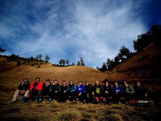 Private Trip Pendakian Gunung Semeru - Lokasi Danau Ranu Kumbolo