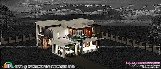 2747 square feet contemporary home