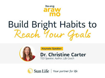 5 Easy Steps To Build Good Habits (Key Takeaways From Sun Life's Ito Ang Araw Mo! Workshop)