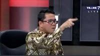 Video Detik-detik Kader PDIP Sebut Emil Salim Sesat