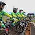 Seleção de BMX se prepara em Londrina para ano olímpico
