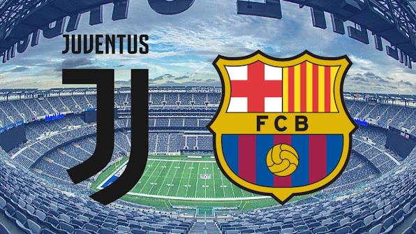 موعد مباراة برشلونة ويوفنتوس اليوم الثلاثاء في دوري أبطال أوروبا والقنوات الناقلة