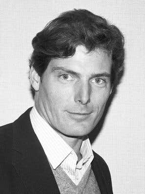Young Christopher Reeve