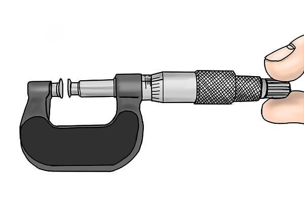 mikrometre kullanma