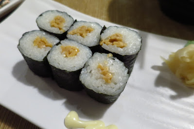 Miz Japanese Restaurant, natto maki