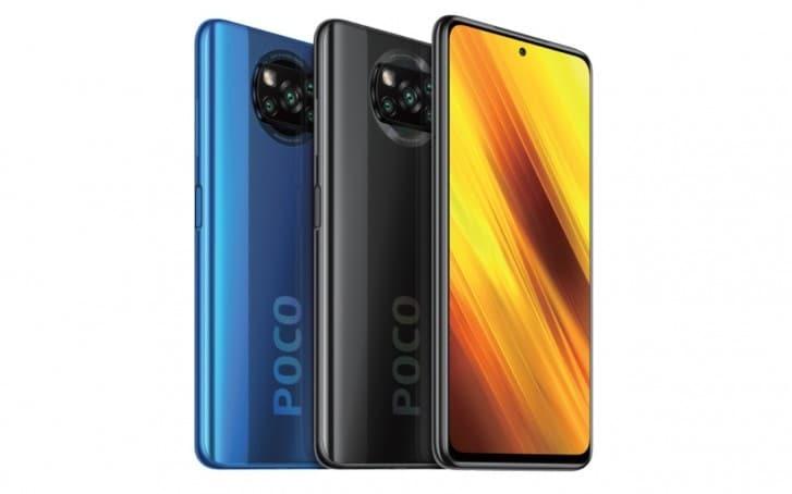 Poco officially announces its latest Poco X3 NFC phone