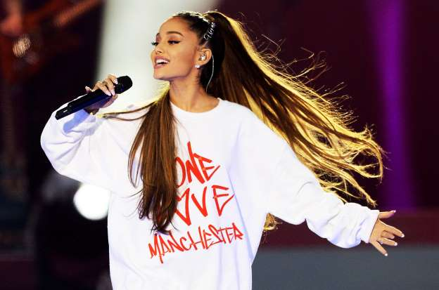 Ariana Grande Honors Youngest Manchester Arena Bombing Victim