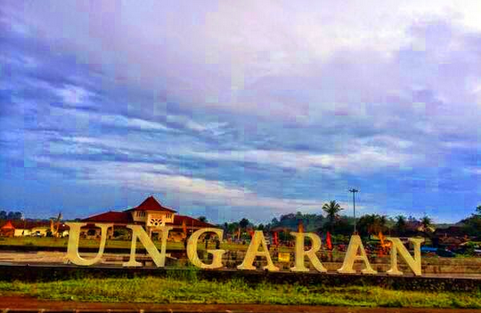 Tourist Attractions in Ungaran