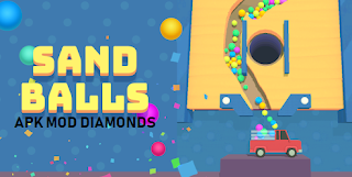 Download Sand Balls Mod Diamonds for android [OFFLINE]