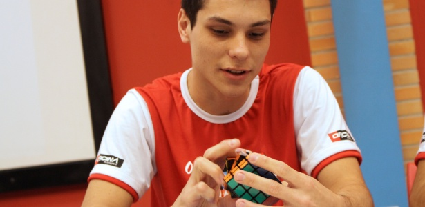O cubo mágico pode ajudar na concentração dos alunos?