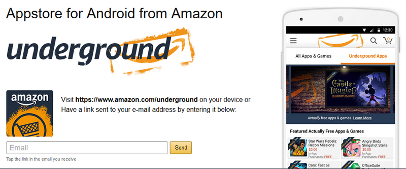 How to download and Install Amazon app for Android