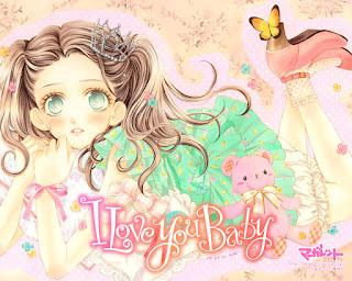 I Love You Baby de Mikko Komori