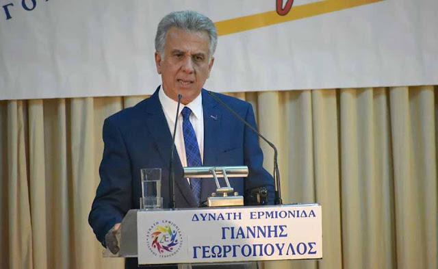 Δήμαρχος Ερμιονίδας: Δεν υπάρχει κανένα επιβεβαιωμένο κρούσμα κορωνοϊού στον Δήμο μας