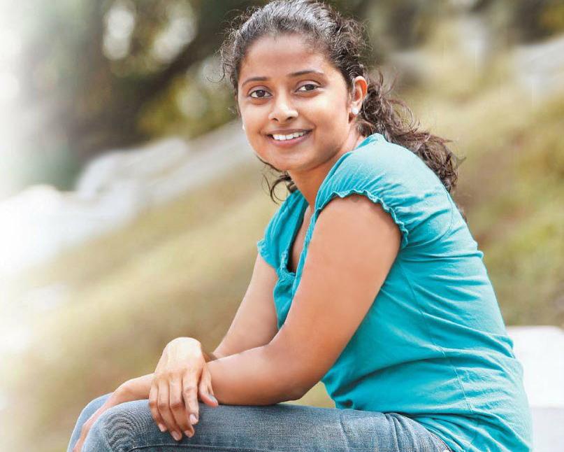 idea star singer malavika photos - Mallu serial actress shalini shelly hot pics Mallu Actress