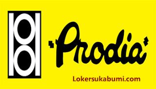 Lowongan Kerja PT Prodia Widyahusada Cabang Sukabumi
