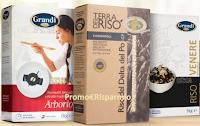 Logo Grandi Riso : vinci gratis una selezione dei suoi prodotti