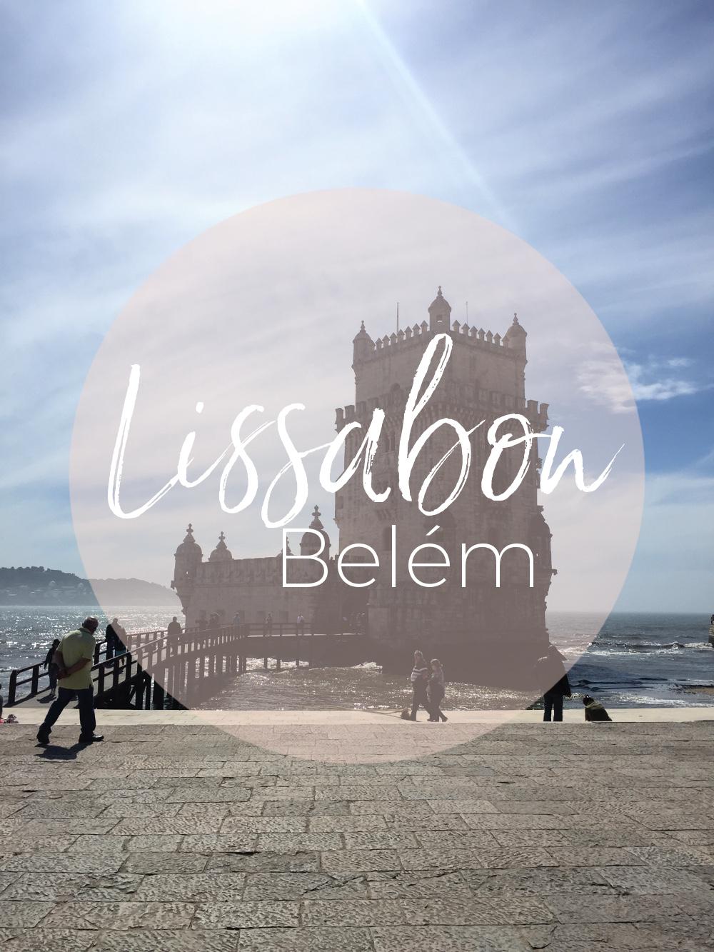 Travel Diary Lissabon - Belém