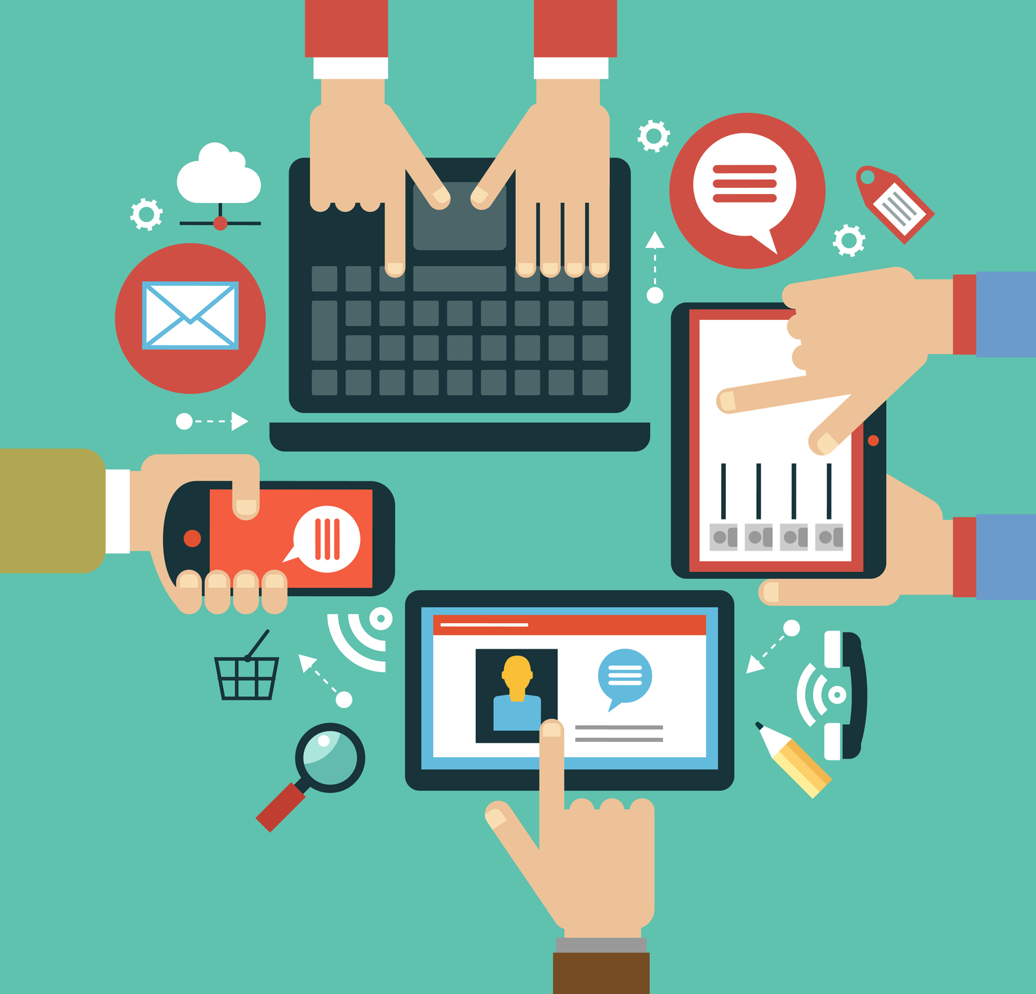 Where It's AT: Mrs. DiChiara's Technology Blog: How to Use Assistive  Technology to Engage Students