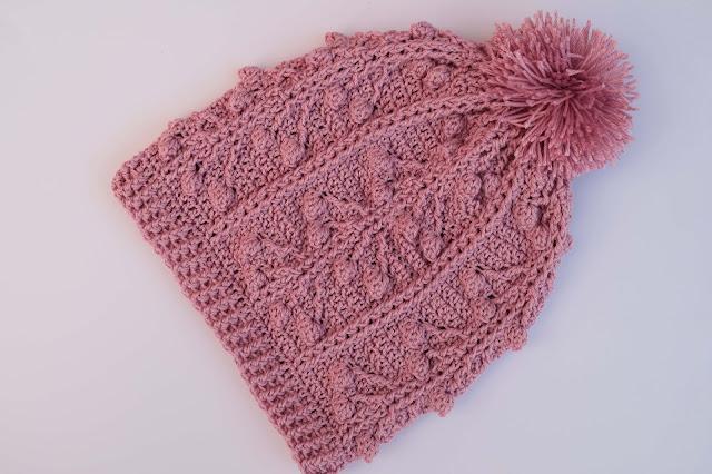 2-Crochet Imagen Gorro a conjunto con jarsey a crochet y ganchillo por Majovel Crochet