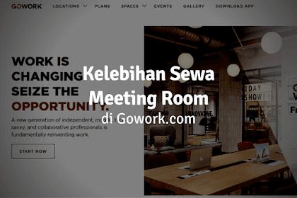 Kelebihan Sewa Meeting Room Di Go-Work.com