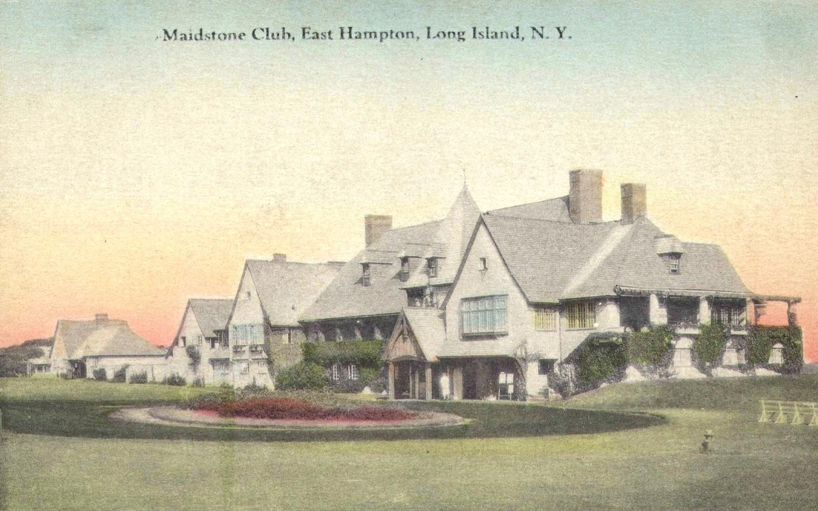 9a8b2f5be6db7 The Maidstone Club at East Hampton.