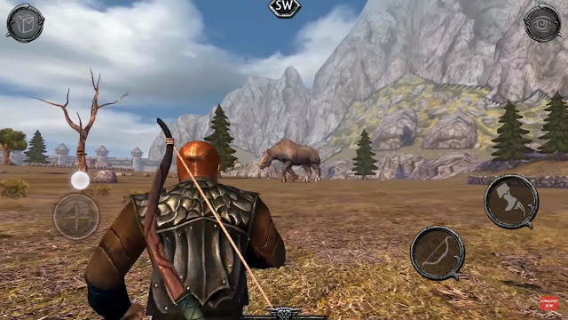Ravensword: Shadowlands 3D RPG Apk Mod + Data (Unlimited Golds)