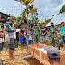 Ringankan Duka Keluarga Anggota Satgas Yonif 144/JY Bantu Pemakaman Warga di Perbatasan