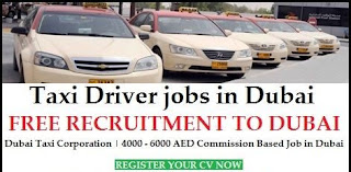 Driver (Taxi experience only) Job Recruitment in Dubai