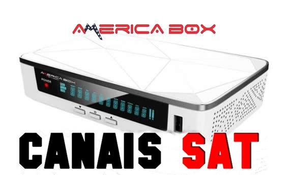 Americabox S205 Nova Atualização V2.33 - 08/06/2019