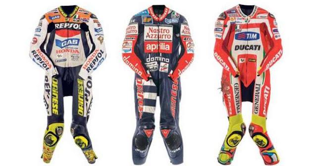 Fakta Menarik Tentang Baju Balap MotoGP yang Luar Biasa