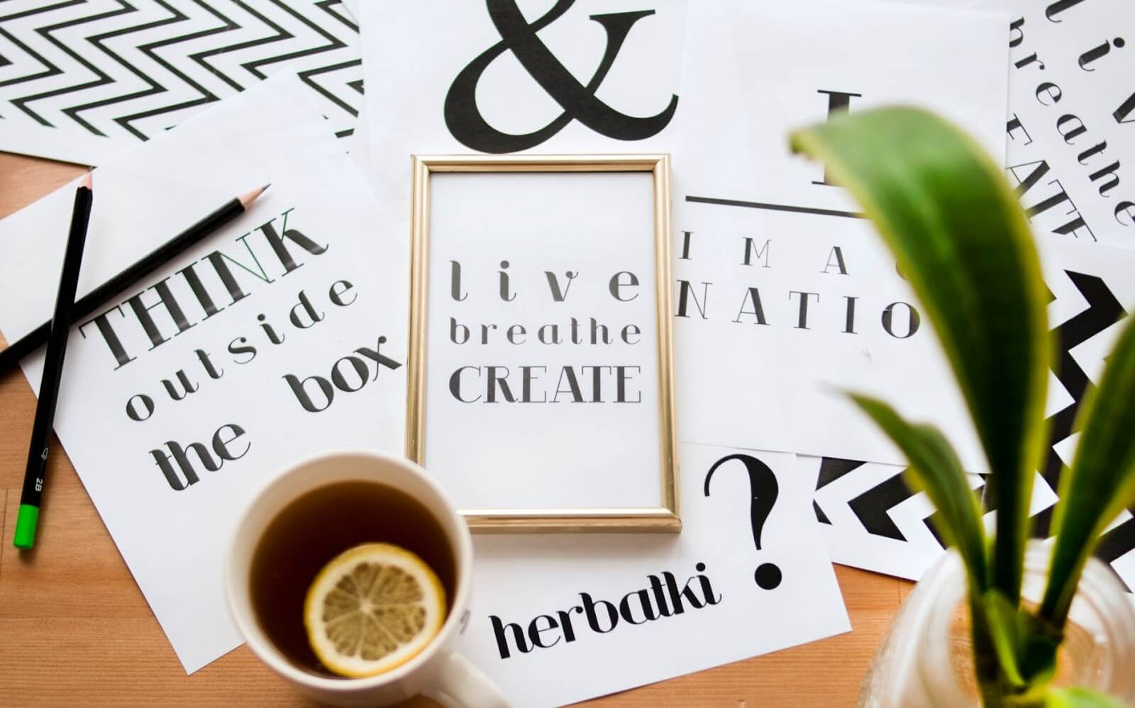 Free fonts Typography